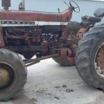 Farmall 1206 mfwd