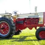 Farmall 1456 Gold Demonstrator 6