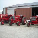 Farmall 656, Farmall 1456, Farmall 806 Hi Crop