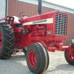 Farmall 756 Diesel 1