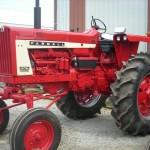 Farmall 806 2