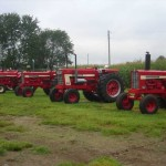 International 1468, Farmall 1456, International 1206 Wheatland, Farmall 706 Hi Crop, Farmall 856