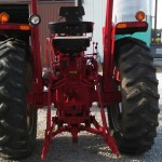 Tractor back