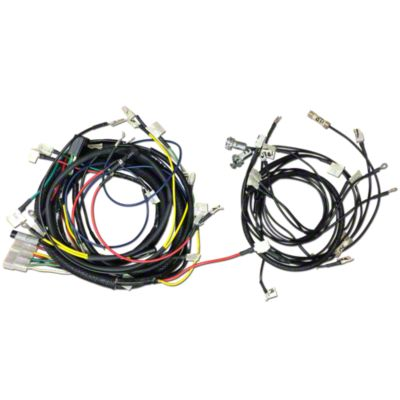 case cks2875 wiring harness Case JX 80 Wiring Harness