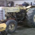 International 650 Diesel Industrial